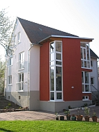 margarete els sser architektin projekte wohnen gewerbe. Black Bedroom Furniture Sets. Home Design Ideas